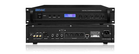 奥克boc-650hy会议主机系统可以连接电脑进行操作